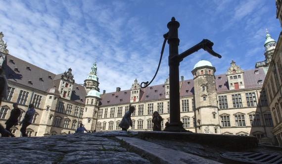 Kronborg Castle photo: Thomas Rahbek, SLKS