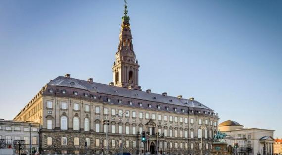 Christiansborg Slot Thomas Rahbek