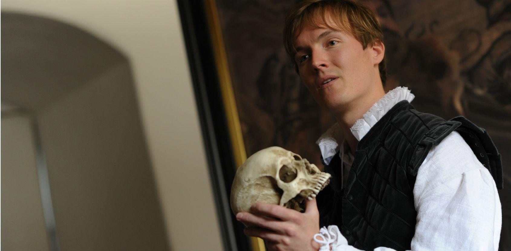 Hamlet Live Tobias Fonsmark, Kronborg Castle