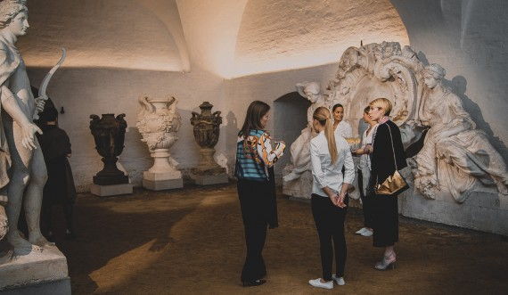 The Lapidarium of Kings. Photo:  Alexander Saul