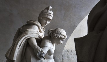 Skulpturer fra Kongernes Lapidarium. Foto: Thorkild Jensen