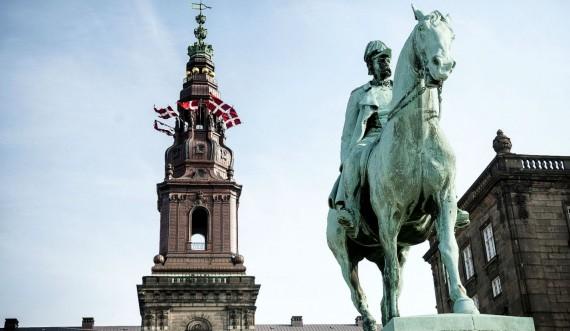 Christiansborg Rytterstatue Christian 9_Thomas Rahbek