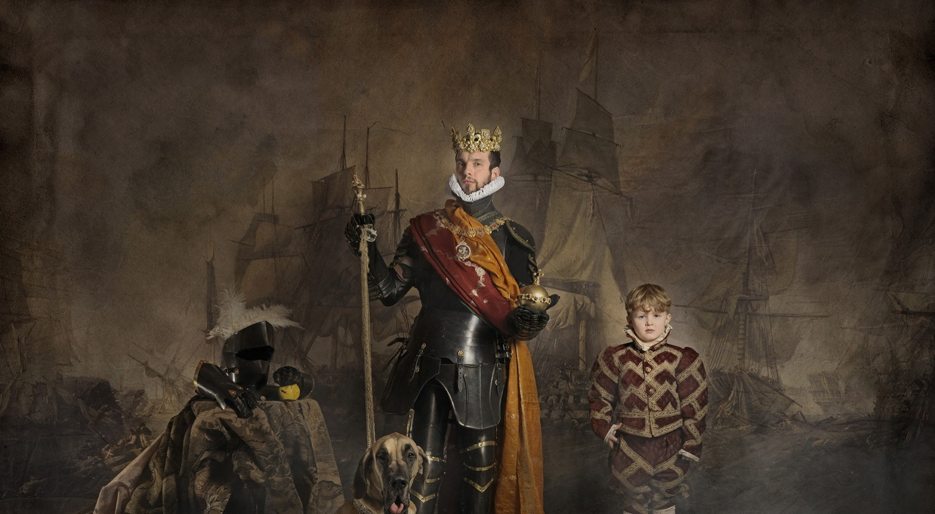 Jim Lyngvild - Frederik II and Christian IV