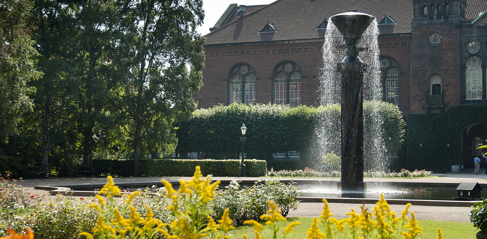 Mad og drikke ved Christiansborg Slot. Thomas Rahbek, SLKE