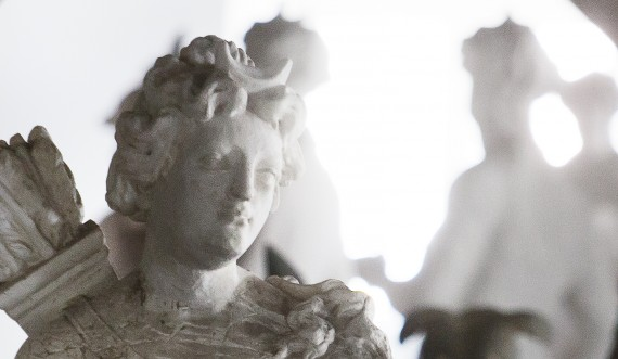 The Lapidarium of Kings. Photo: Thorkild Jensen