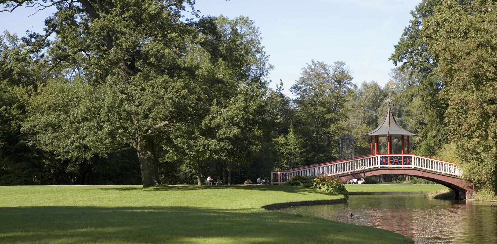 Frederiksberg Gardens. Photo: Torben Eskerod