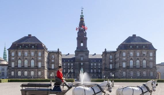 Christiansborg Slot. Foto: Mikkel Grønlund