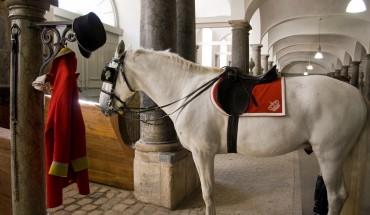 De Kongelige Stalde på Christiansborg Slot. Foto: Thomas Rahbek