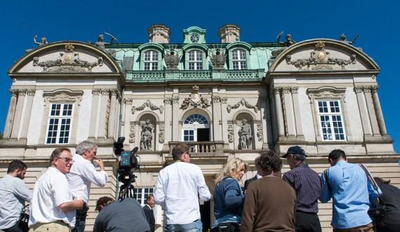 Retningslinjer ved foto- og filmsessions på slotte og i slotshaver