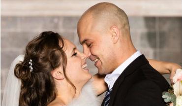 Sarah og Ronni blev gift på Kronborg Slot foto 4onceinyourlife