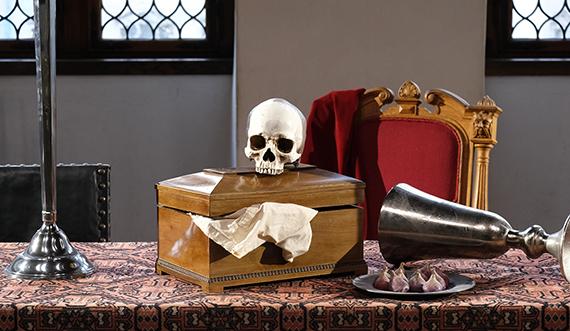 I Hamlets verden