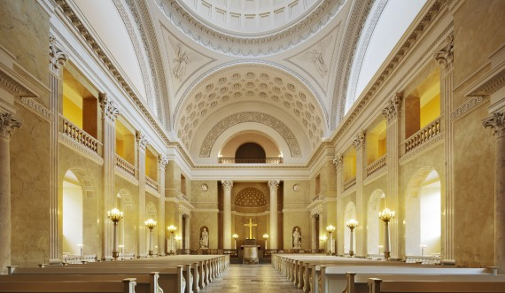Christiansborg Slotskirke_Thorkild Jensen
