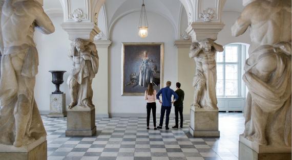 Dronningens Christiansborg Foto: Thorkild Jensen