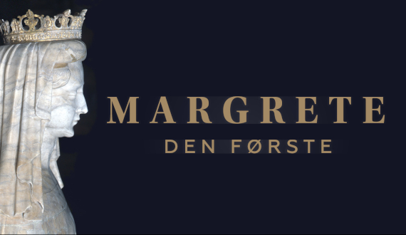 Gruppeomvisning i særudstillingen Margrete den Første