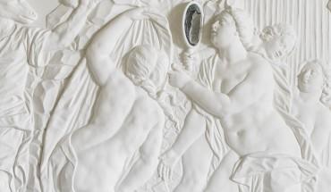 Erotik og jagt - Eremitageslottet emmer af erotiske historier. Foto: Roberto Fortuna